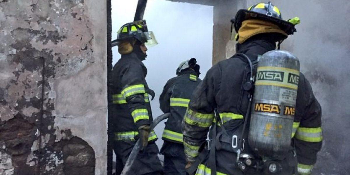 Familias se afectaron luego de incendio en Quito