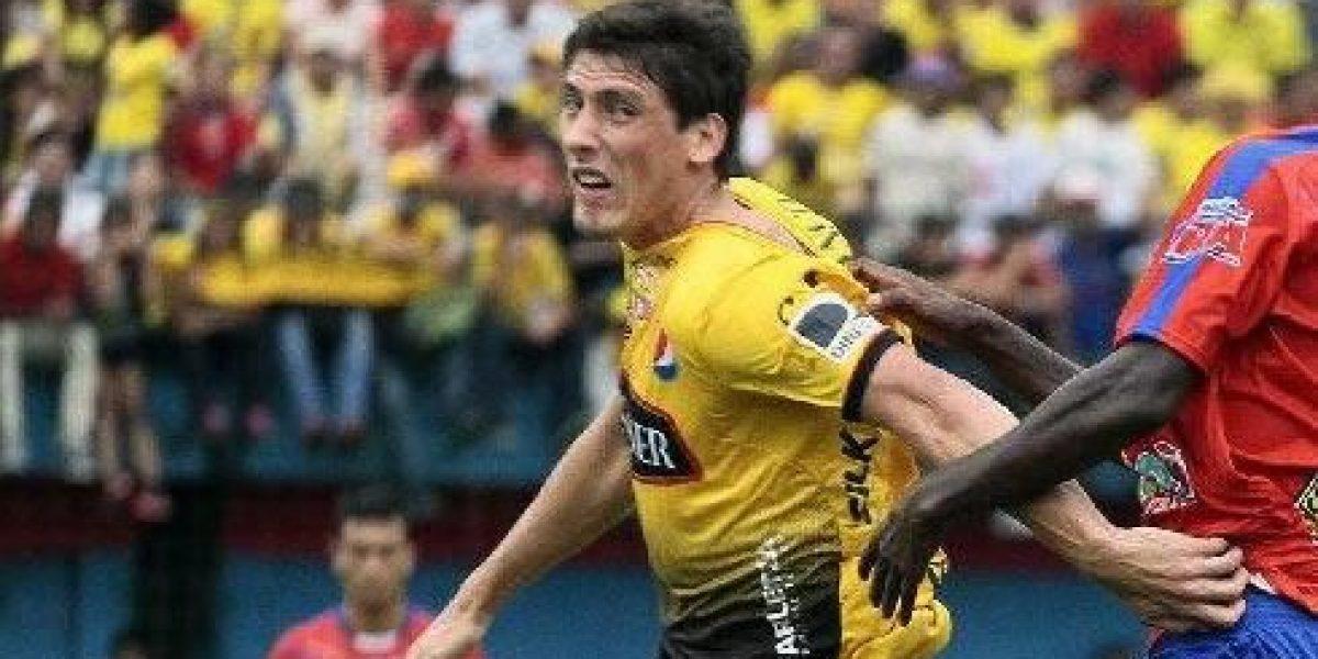 Gonzalo Castillejos reclama deuda de Barcelona SC