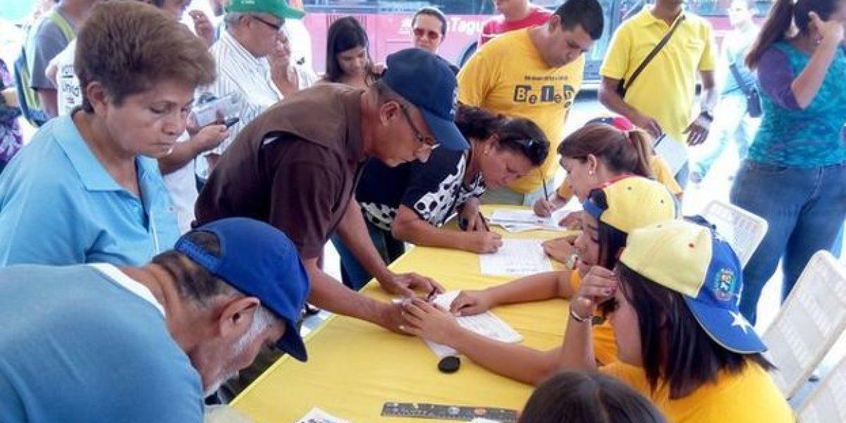 Tribunales venezolanos anulan activación del proceso revocatorio en 5 estados