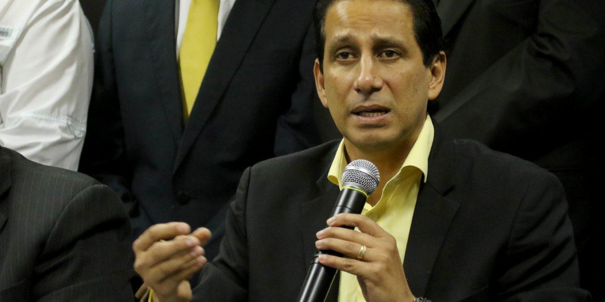 José Francisco Cevallos aceptó la decisión