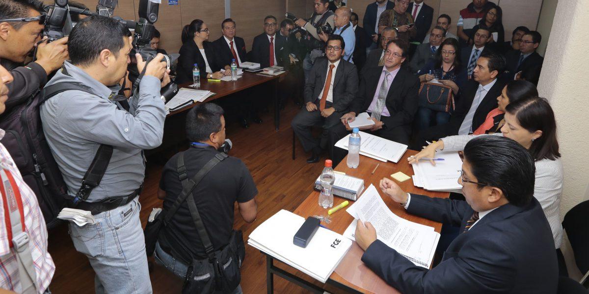 Prisión preventiva para Carlos P. y otros 8 vinculados en caso Petroecuador