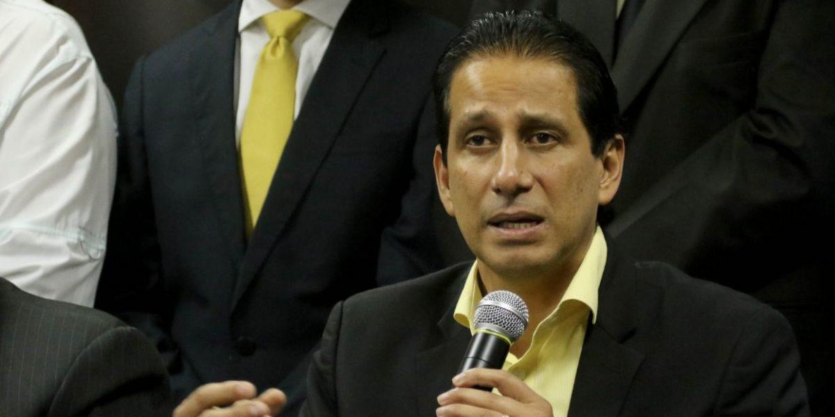 José Cevallos se pronuncia sobre barras organizadas