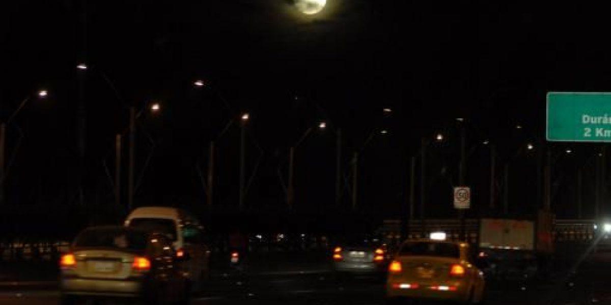 Un herido en balacera del Puente de la Unidad Nacional