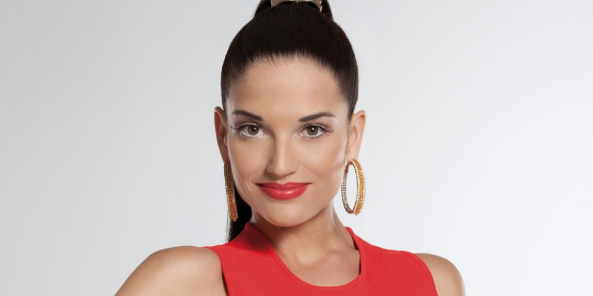 Natalia Jiménez dio a luz a una niña
