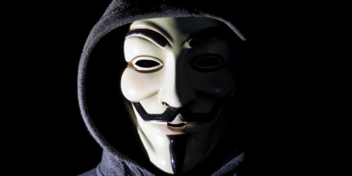 Anonymous trató de