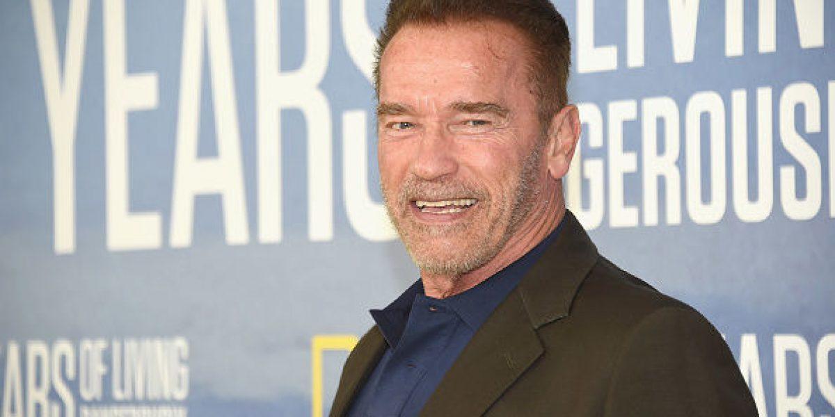 Arnold Schwarzenegger protagonizará y producirá una película en China