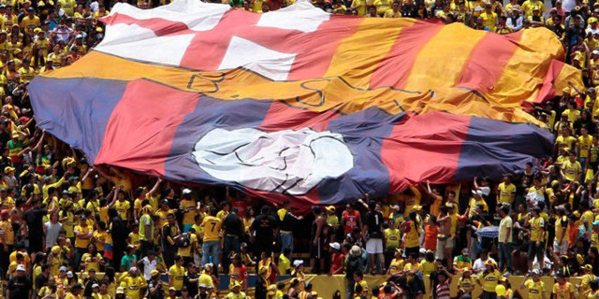 Barcelona SC, con dos bajas para medir a El Nacional