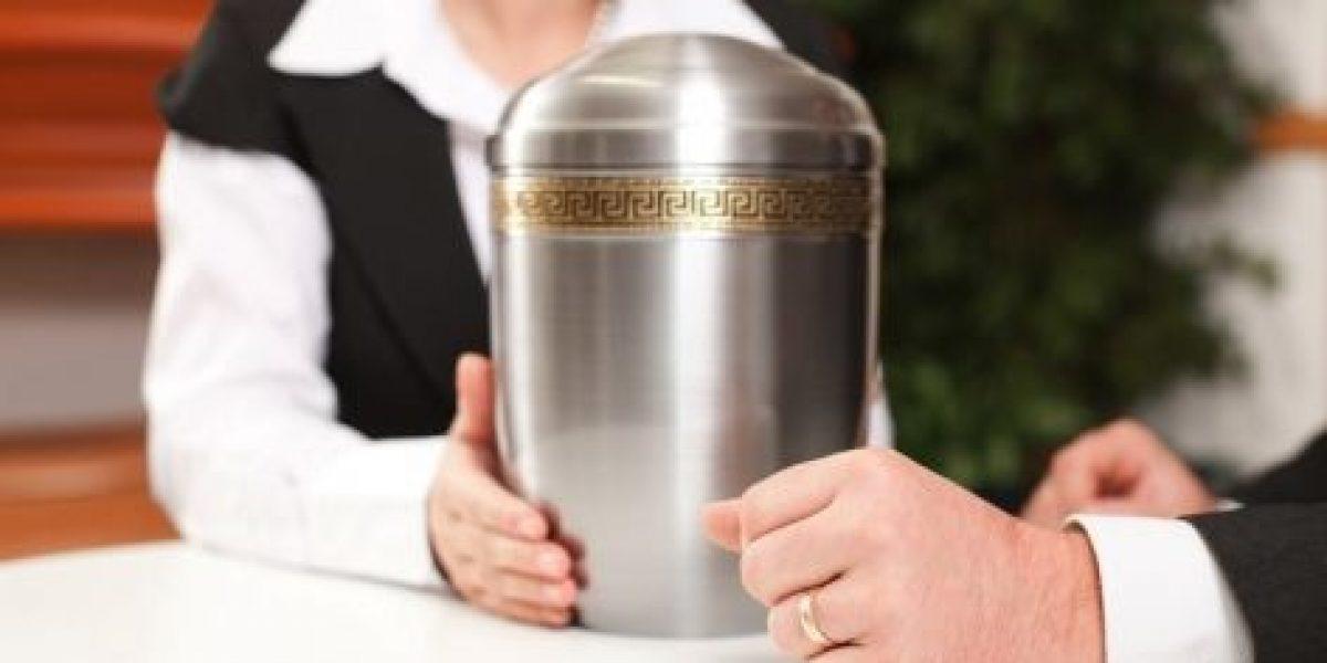 La cremación es más barata que el entierro