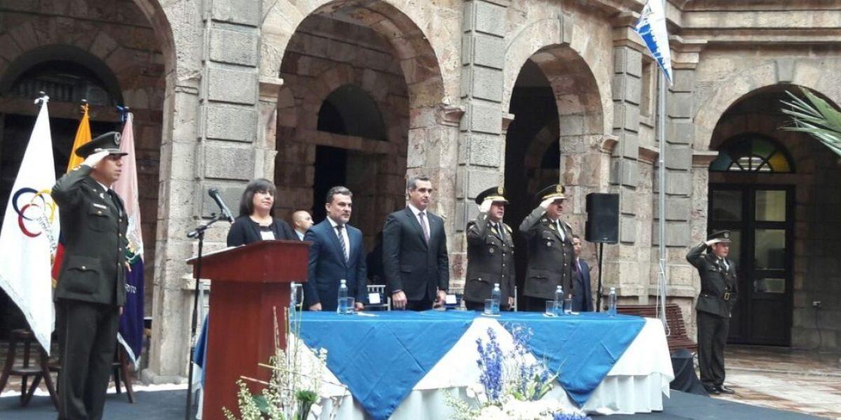 Serrano: Ecuador resuelve cerca del 65 % de homicidios y asesinatos