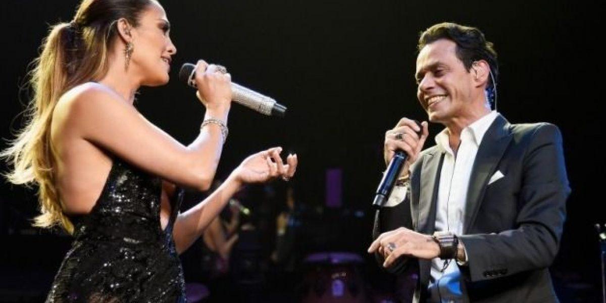 J-Lo y Marc Anthony cantarán juntos en Miami a favor de Hillary Clinton