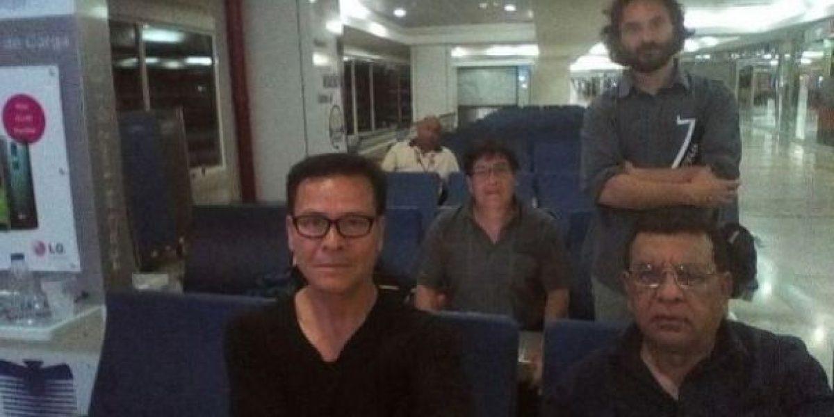 Cuatro periodistas peruanos fueron retenidos en Venezuela