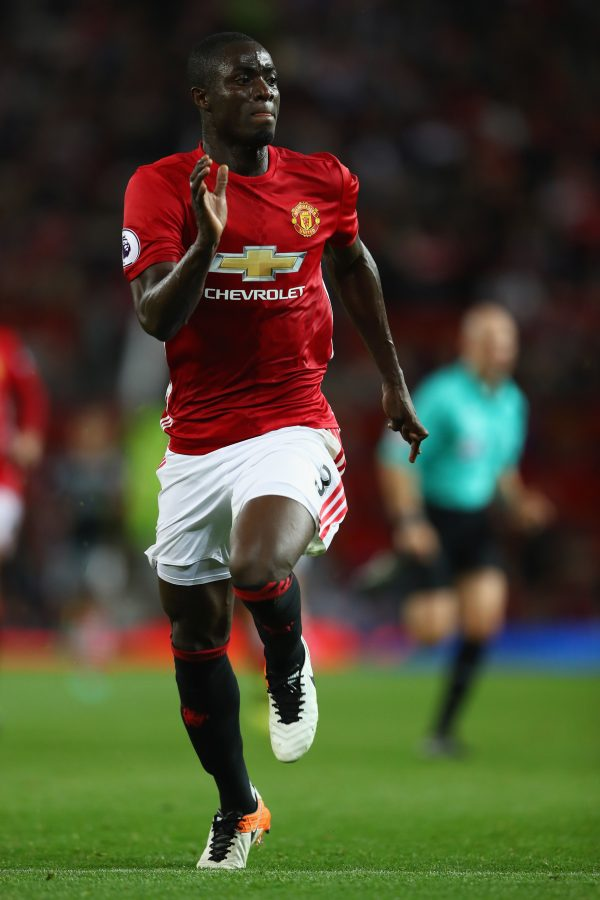 8.Eric Bailly (Manchester United) – 34.84 km/h. Imagen Por: Getty images