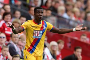 10.Wilfried Zaha (Crystal Palace) – 34.79 km/h. Imagen Por: Getty images