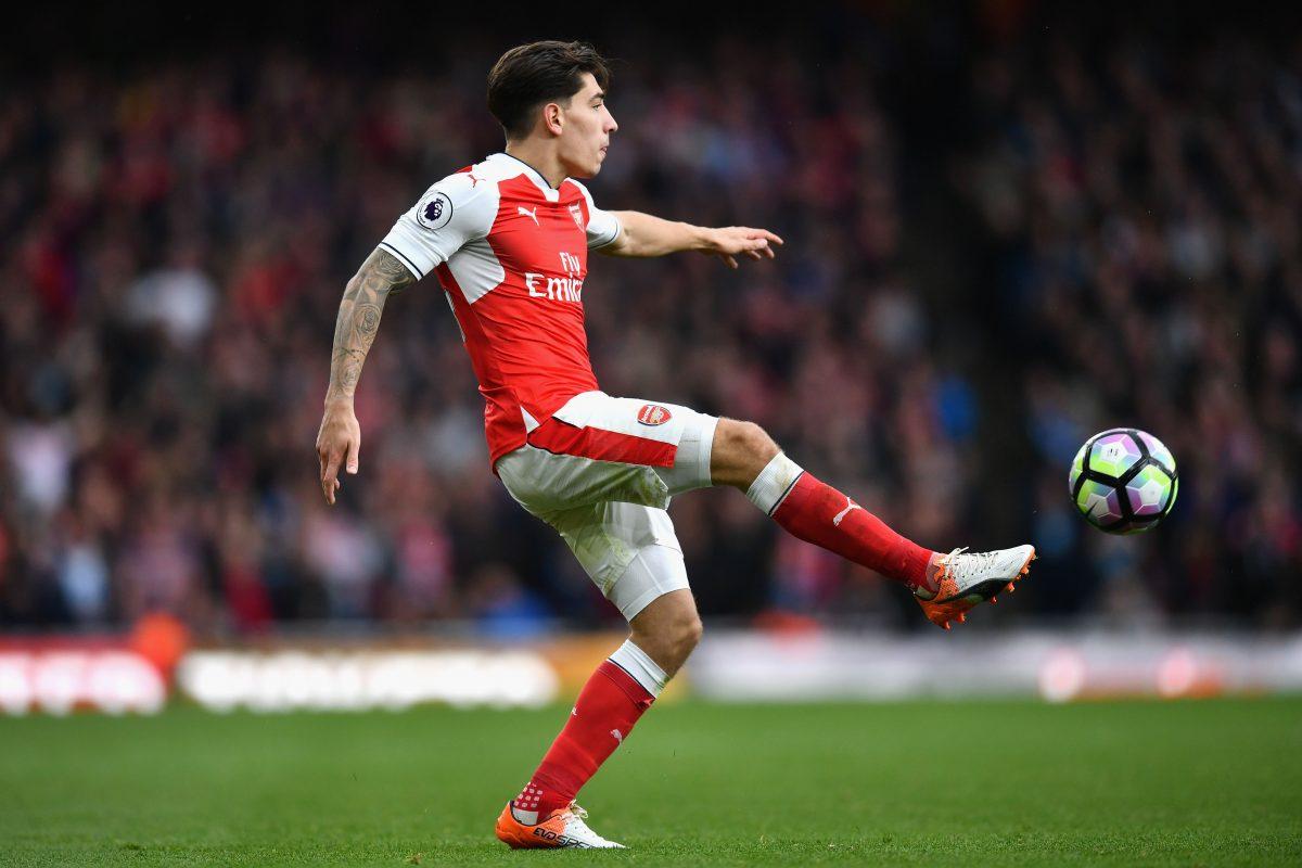 13.Héctor Bellerín (Arsenal) – 34.77 km/h. Imagen Por: Getty images