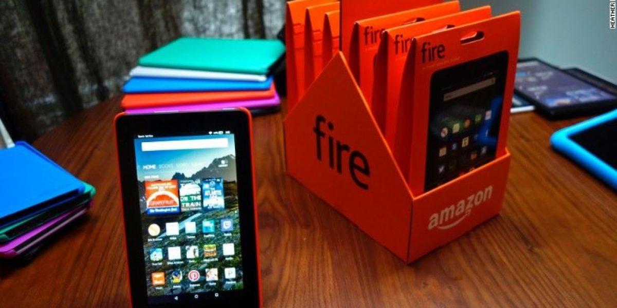La voz de Alexa llega a las tablets de Amazon