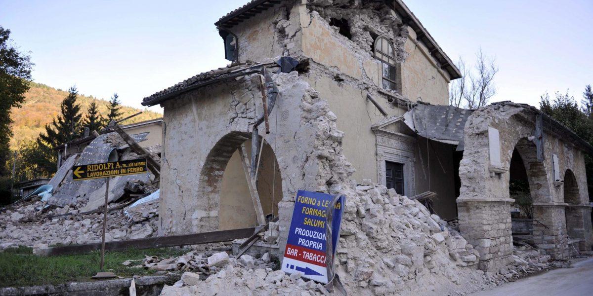 Tres mil personas sin casa tras terremotos en Italia