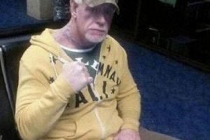 13 fotos en las que Undertaker luce decaído. Imagen Por: Instagram