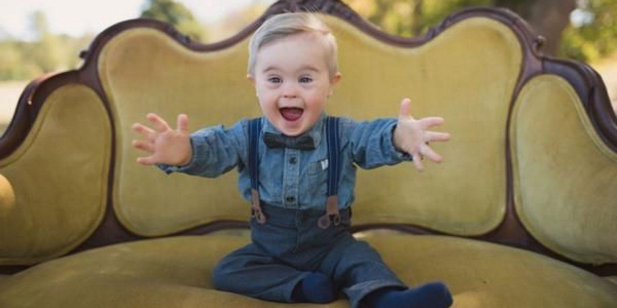 Asher Nash, el niño con síndrome de down que enloqueció las redes