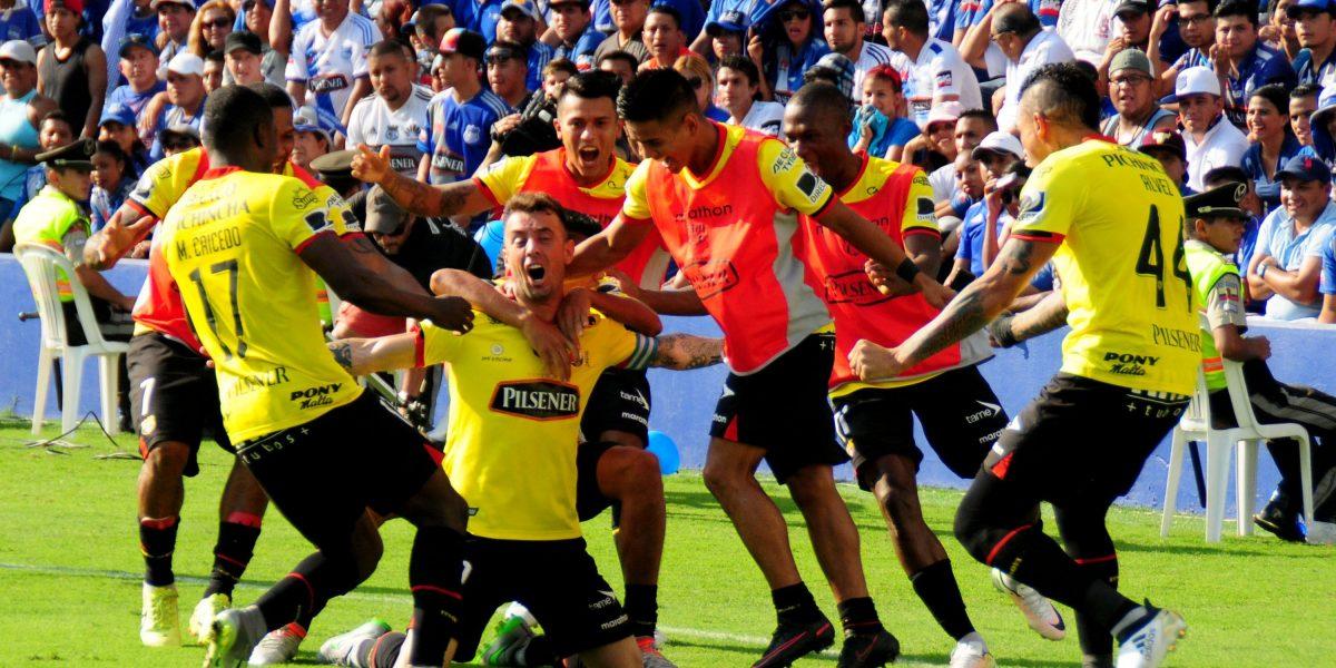 Barcelona busca dar un paso más hacia el título en Ecuador