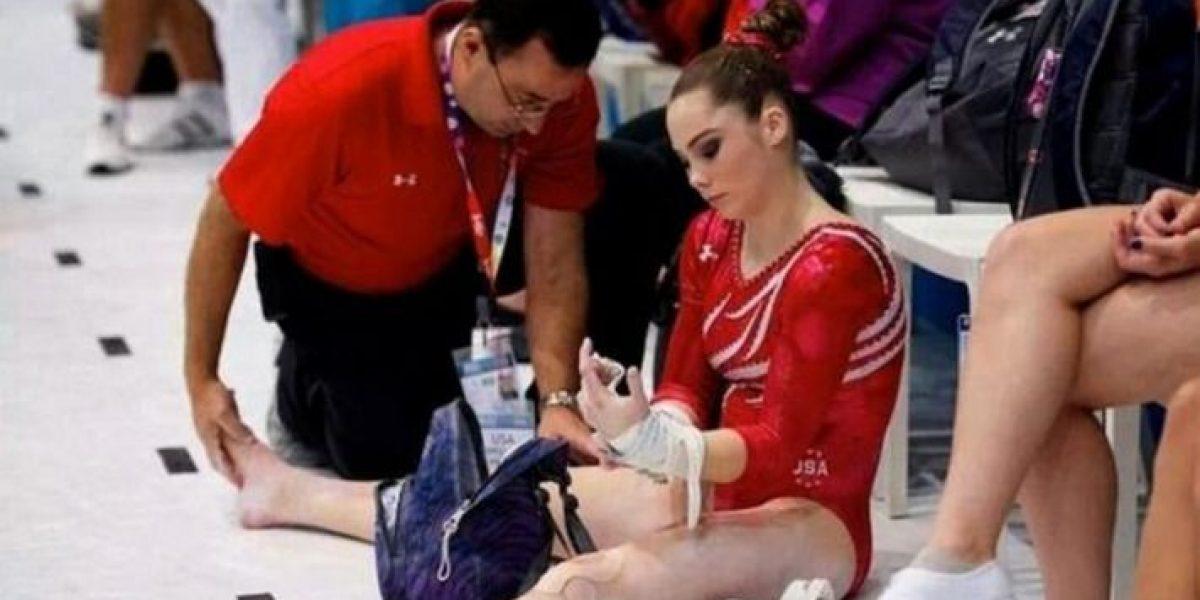 Ex entrenador de Simone Biles acusado de abuso sexual