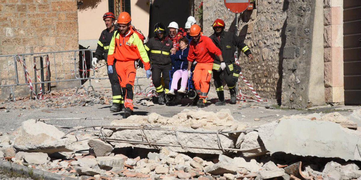 Otro terremoto sacude el centro de Italia