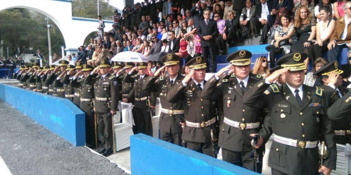 Se inicia proceso de reclutamiento en la Policía Nacional