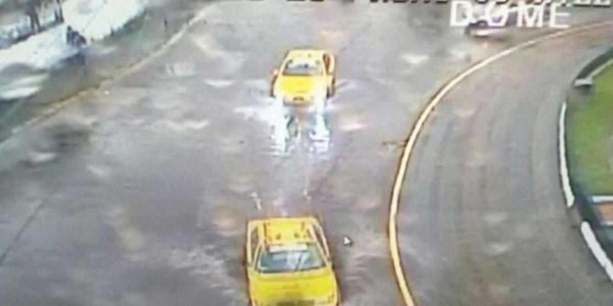 Inamhi pronostica chubascos y tormenta eléctrica para la tarde de hoy en Quito