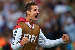 Se retira Miroslav Klose, el hombre que superó a Ronaldo. Imagen Por: Getty Images