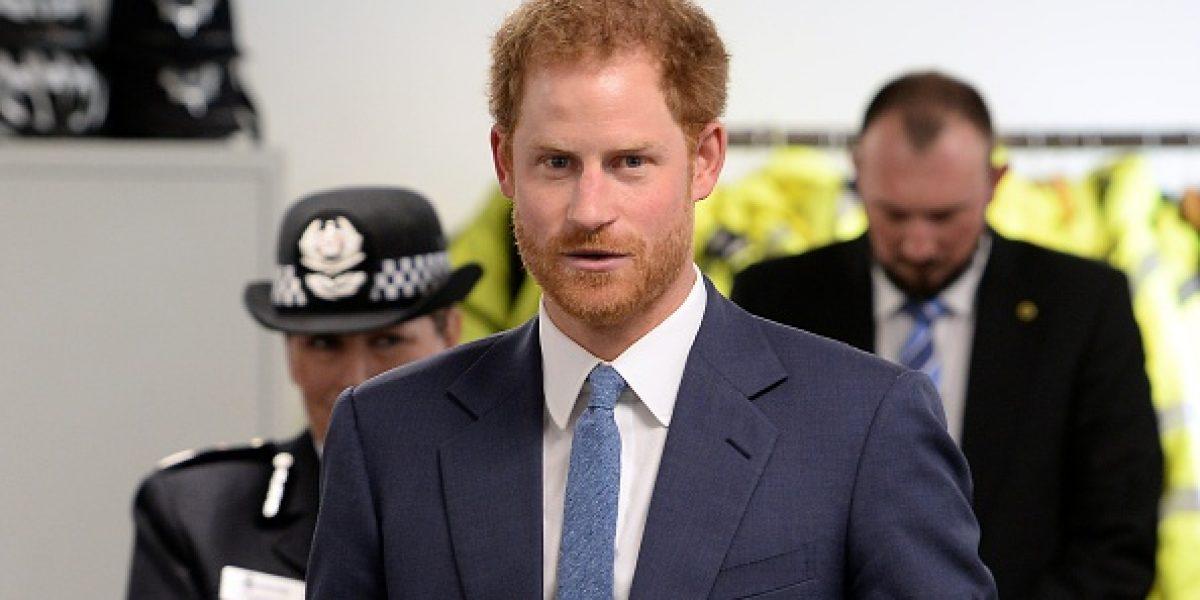 Príncipe Enrique saldría con protagonista de famosa serie