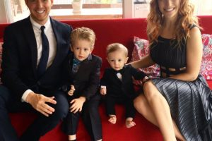 El momento más duro para Michael Bublé: Su hijo de 3 años tiene cáncer. Imagen Por: Facebook.com/MichaelBublé