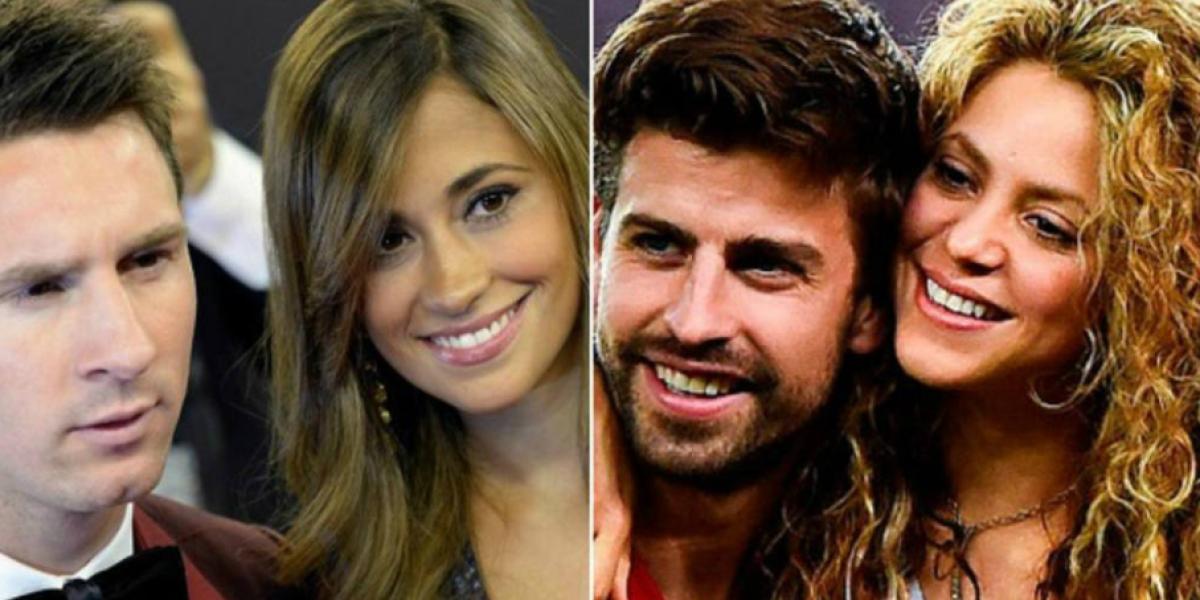 ¿Por qué la esposa de Messi no soporta a Shakira?