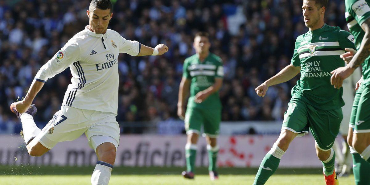 Cristiano Ronaldo amplía su contrato con el Real Madrid hasta 2021