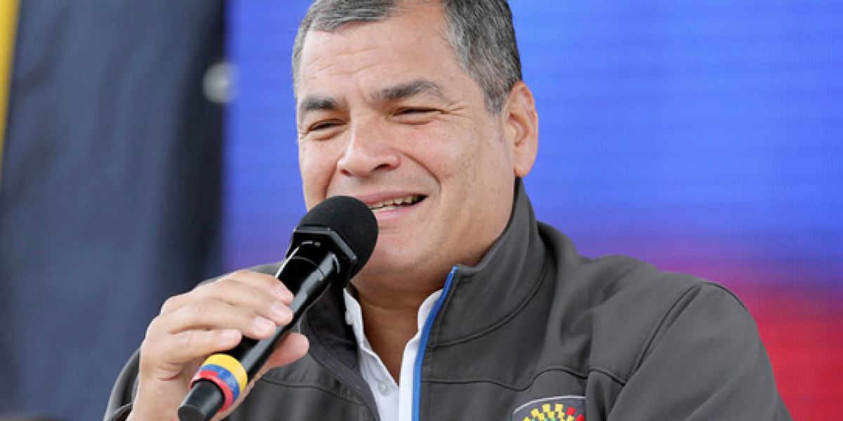 Correa: Plan de desarrollo industrial permitirá crear más de 250 mil puestos de trabajo hasta el 2025