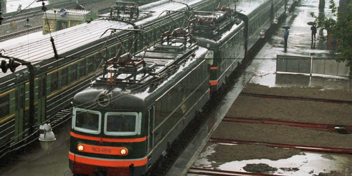 Mujer embarazada muere al salvar a su hija de ser aplastada por un tren