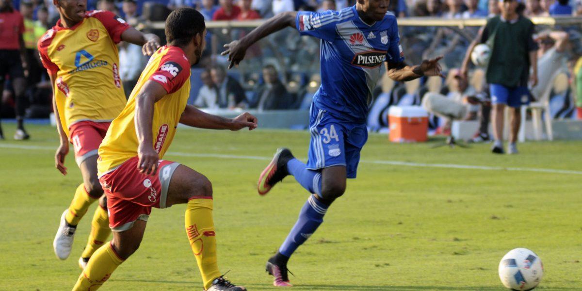 Dos partidos se difieren para el campeonato ecuatoriano de fútbol