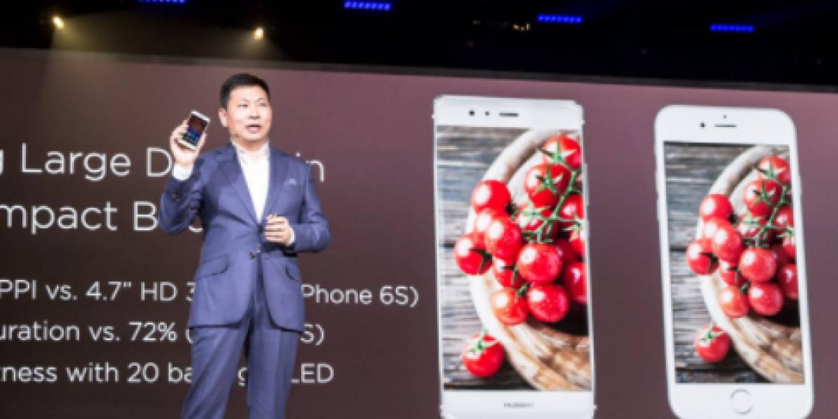 Huawei pretende superar a Apple en 2018
