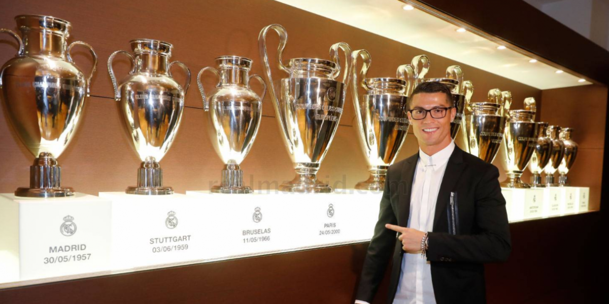 Cristiano Ronaldo habría ganado el Balón de Oro y el The Best