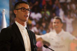 Cristiano Ronaldo firmó nuevo contrato. Imagen Por: Getty Images