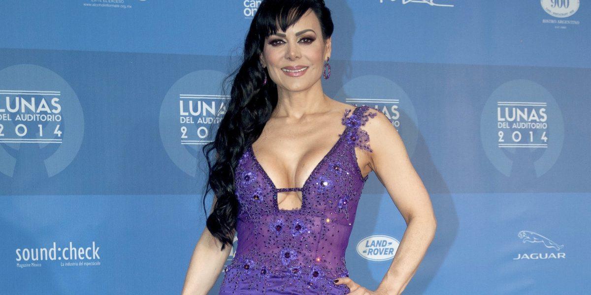 Maribel Guardia se comunica con Joan Sebastian en sueños
