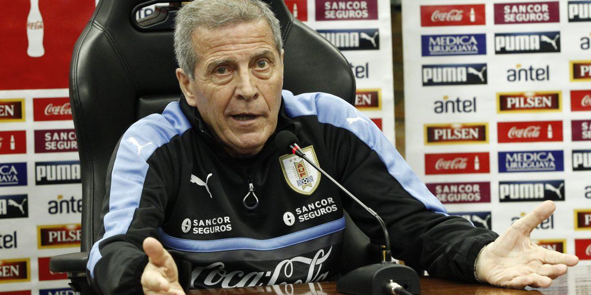 Tabárez advirtió que partido contra Ecuador no será fácil