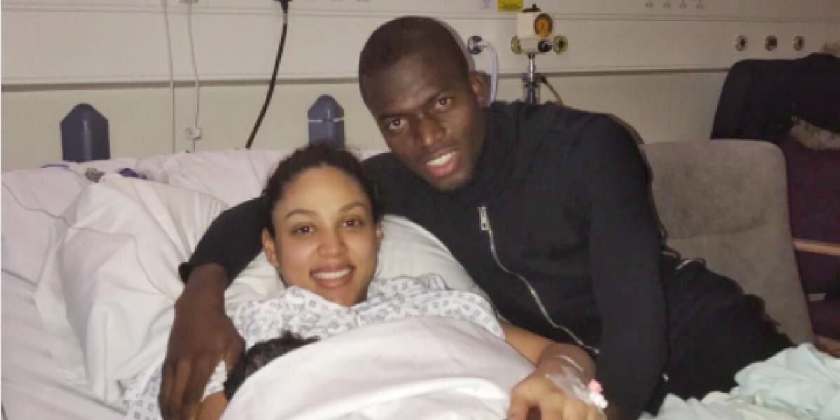 Enner Valencia anuncia en Twitter el nacimiento de su tercera hija
