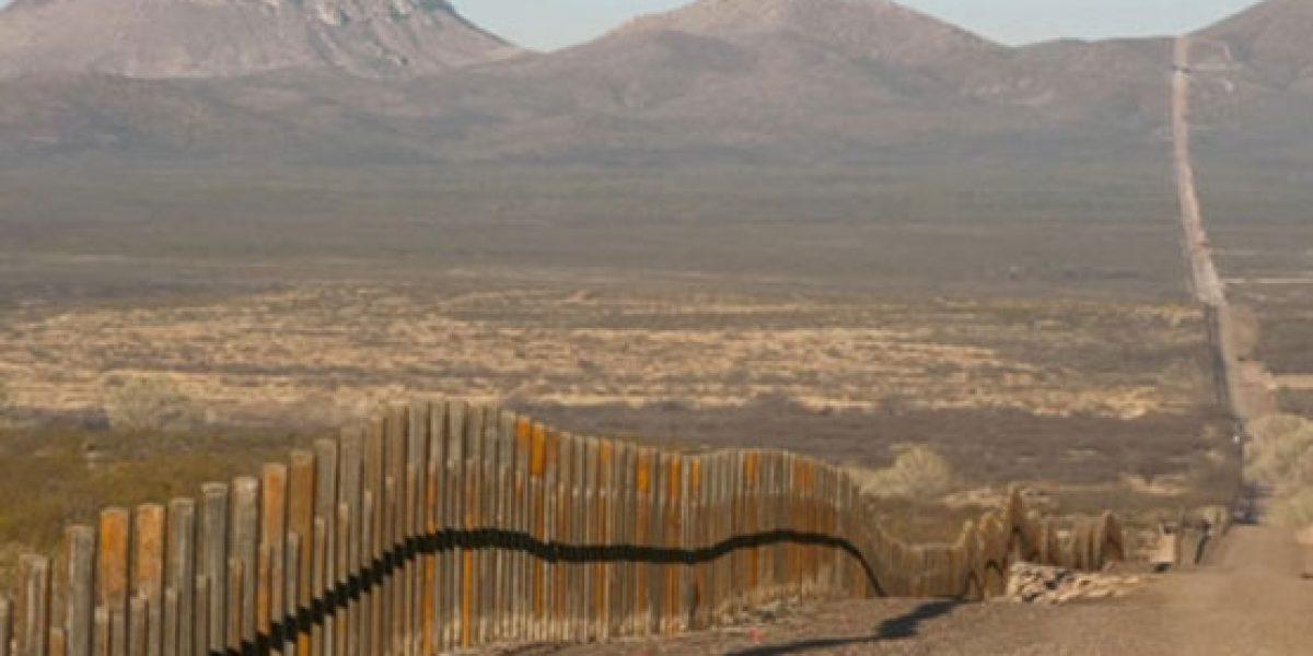 El 54% de votantes se niega a la construcción de muro en México