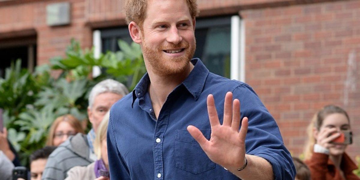 Príncipe Harry denuncia una campaña de acoso a su novia Meghan Markle