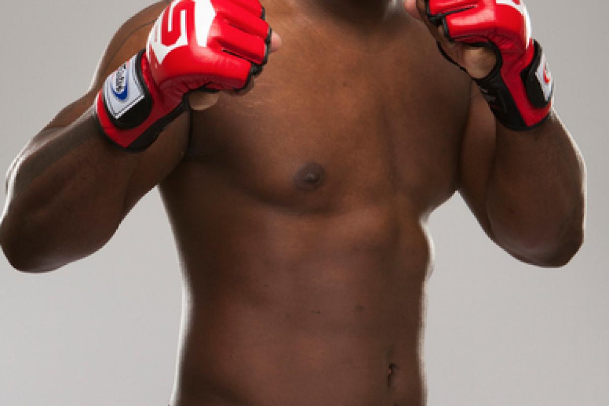 Lorenz Larkin, el peleador de la UFC que enseño MMA a dos pornstars. Imagen Por: UFC