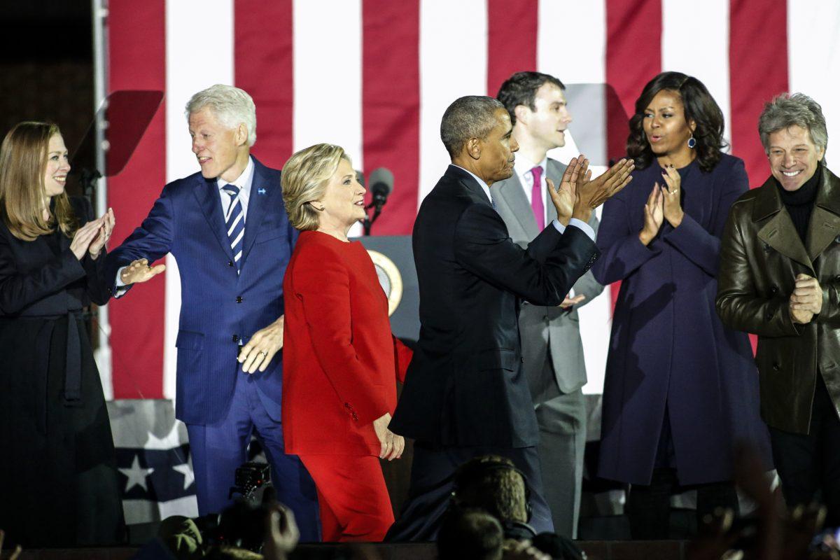Michelle Obama presidenta en 2020: El pedido en redes sociales. Imagen Por: AFP