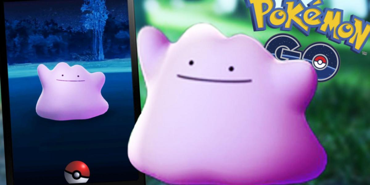 ¿Ditto ya está disponible en la nueva actualización de Pokémon Go?