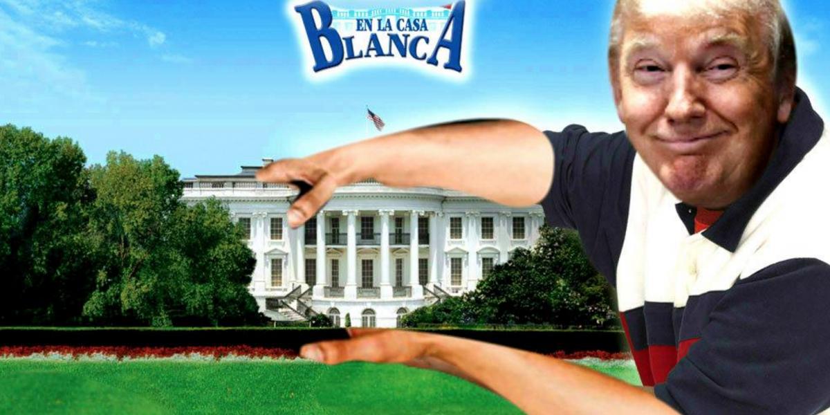 Los memes más graciosos de la victoria de Donald Trump