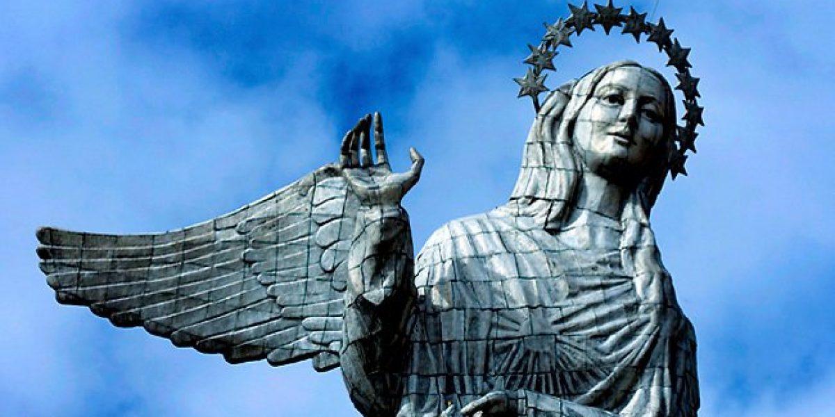 Virgen de El Panecillo permanecerá cerrada dos días