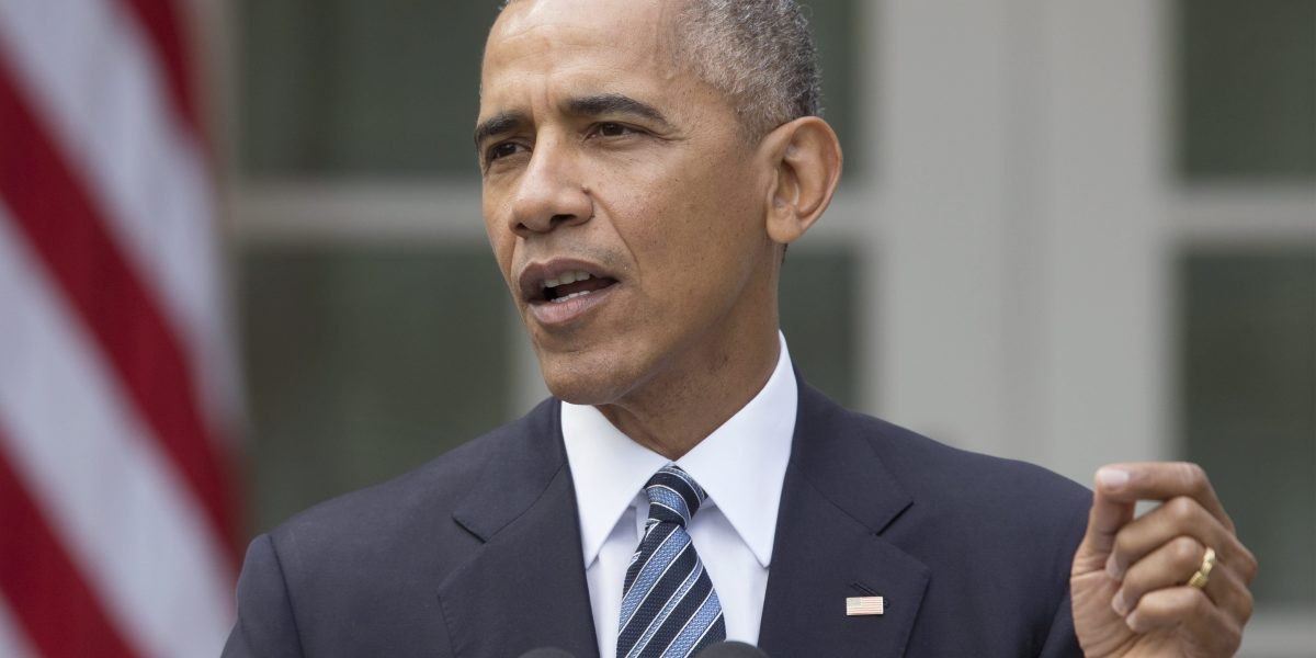 Obama recibe en la Casa Blanca a Trump para iniciar proceso de transición