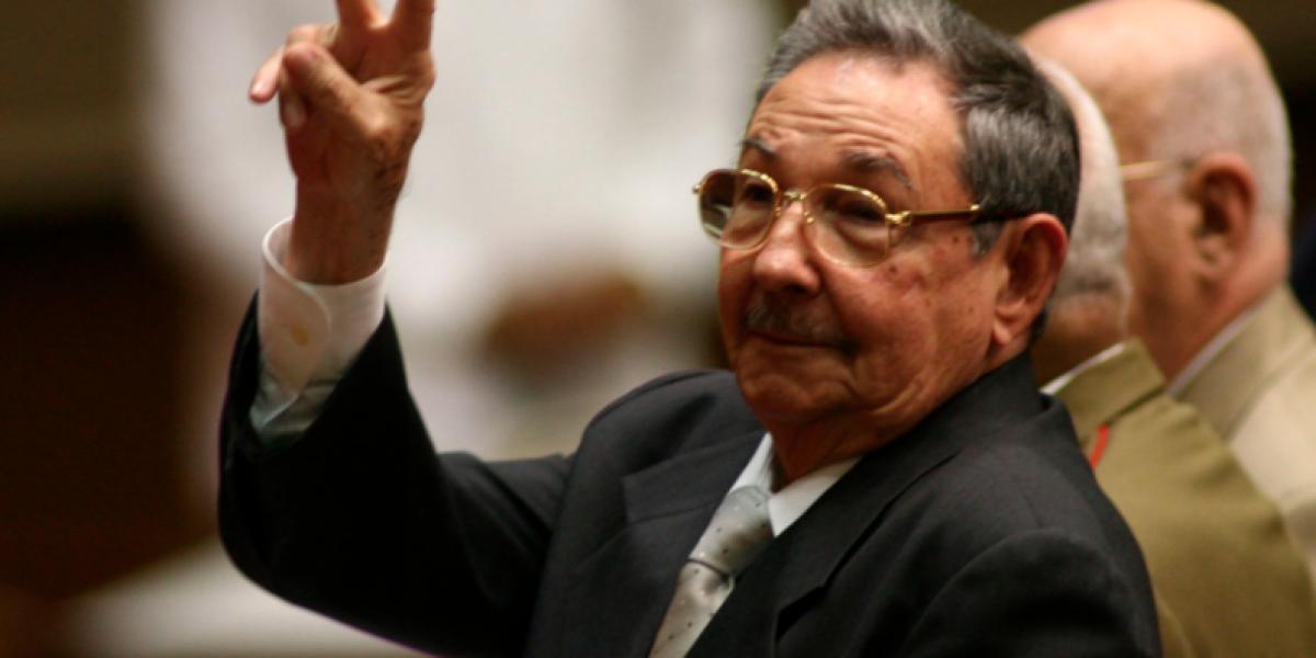 Raúl Castro felicitó a Donald Trump por su elección en EEUU